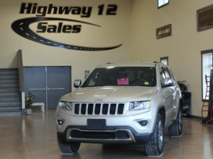 highway 12 sales showroom